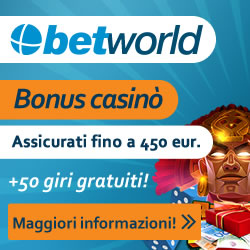 betworld casino e sport