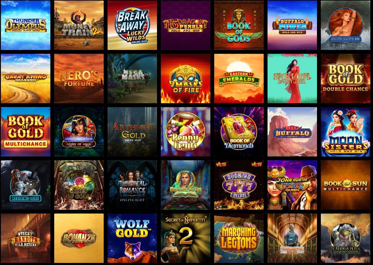 slot machine casino sinners