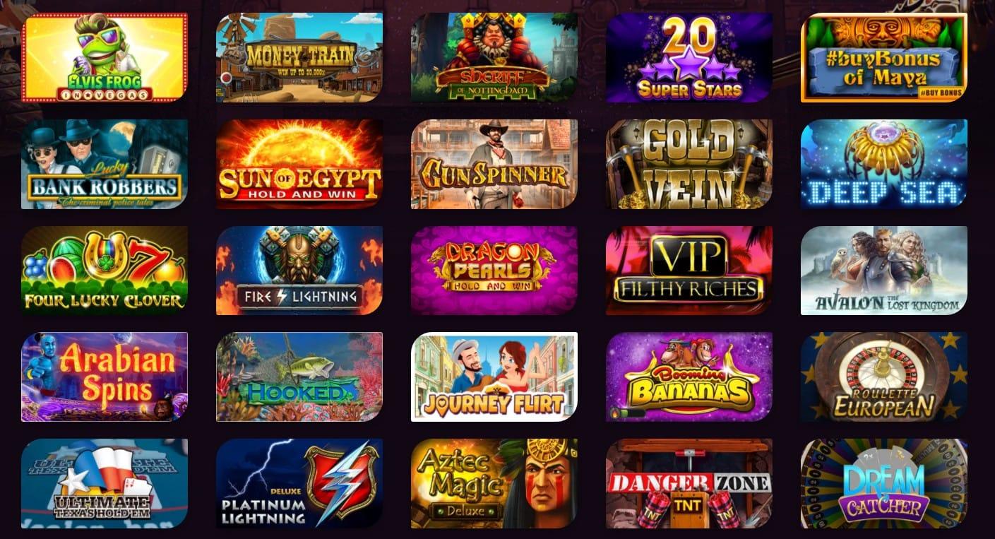 Giochi Casinonic