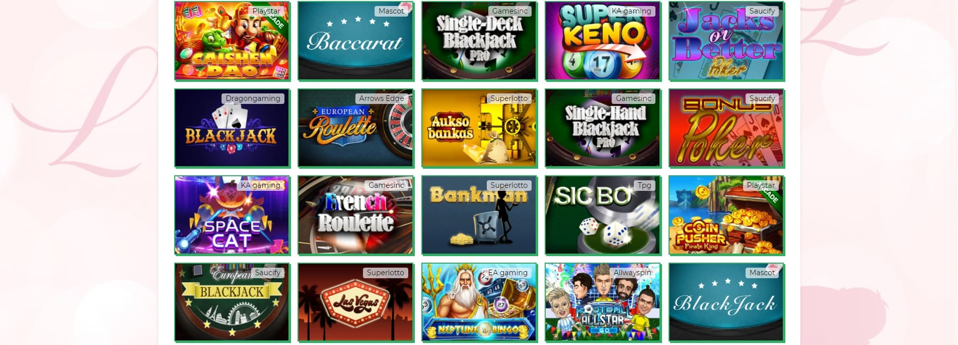 Linda's Slots Casino Live